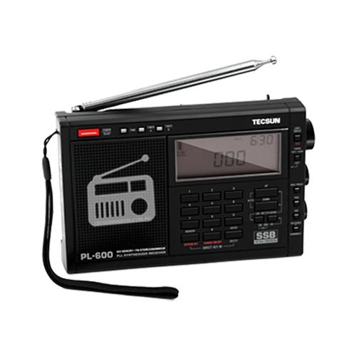 PL600 Shortwave Radio