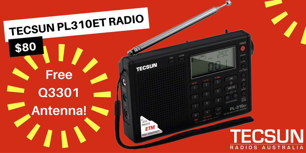 Tecsun PL310ET Father's Day offer