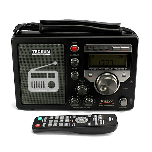 Tecsun S-8800 High Performance AM/FM Radio