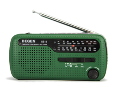 Tecsun DE13 Emergency Radio