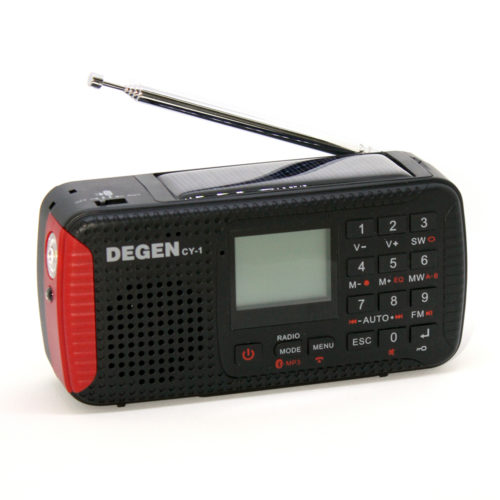 Degen CY-1 Emergency Radio