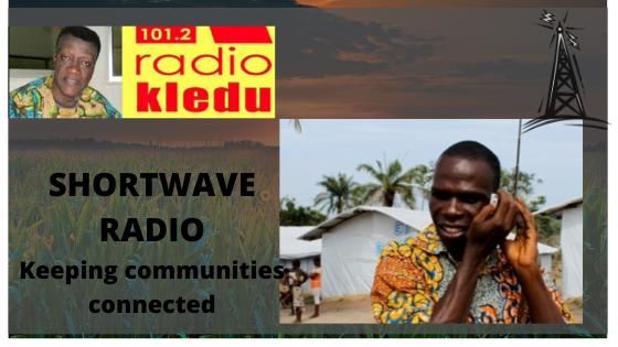 shrotwave radioin Africa