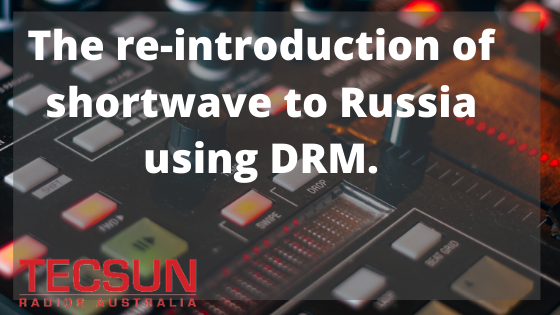 re introduction of Shortwave radio to Russia