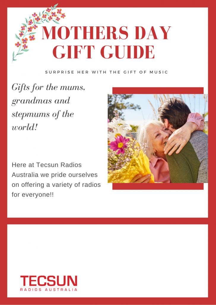 mothers day gifts radio