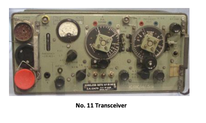 No. 11 Transceiver Anzac