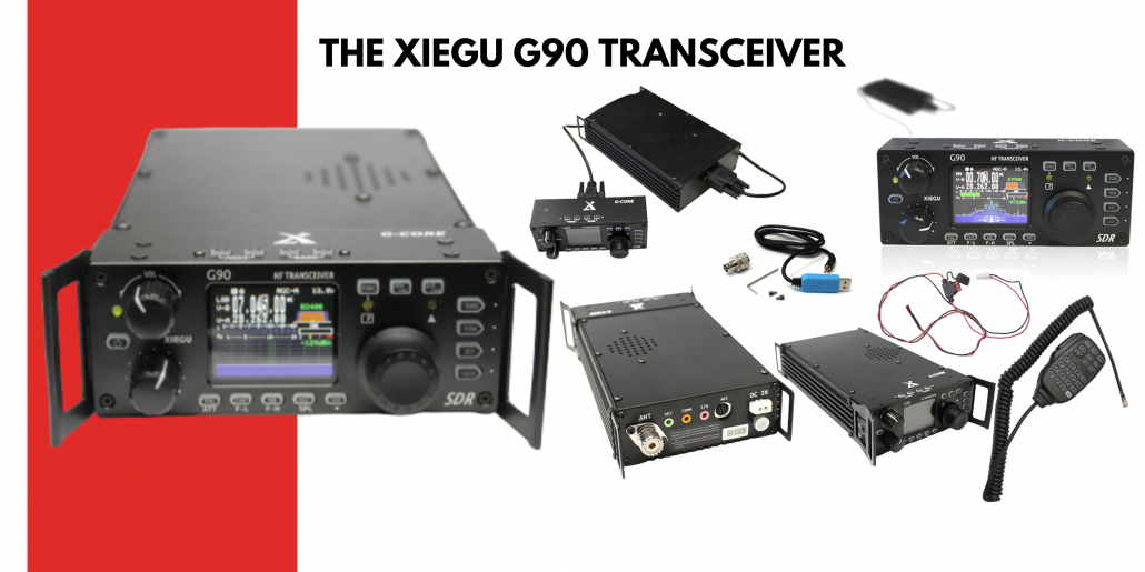 Transceiver radio